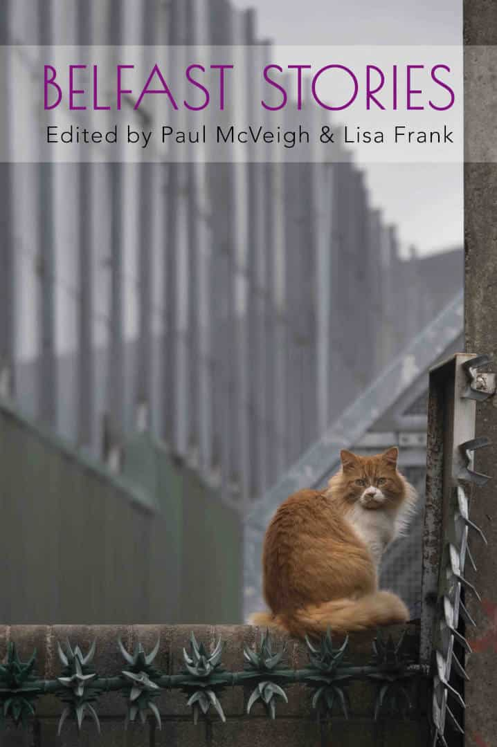Belfast Stories Short Stories Fiction by Paul McVeigh & Lisa Frank published by Doire Press