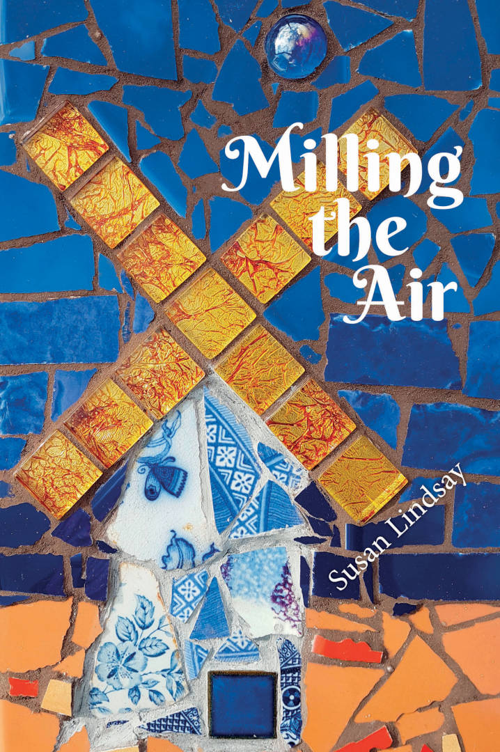 Milling the Air Poetry Book by Susan Lindsay published by Doire Press